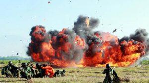 Kronologi Bom Sisa Latihan Perang TNI AU dan Tewaskan Warga Rokan Hulu