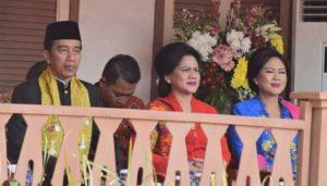 Presiden Jokowi Ingatkan Ancaman Budaya Asing