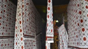 Menelusuri Ragam Motif Batik saat Lebaran Betawi