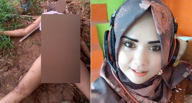 Perempuan Cantik Diperkosa Dan Dibunuh Ditiga Lokasi