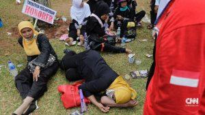 Istana Bantah Joko Widodo Pernah Janjikan Guru Honorer Jadi PNS
