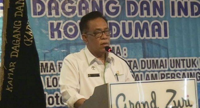 Amiruddin Calon Sekda Dumai