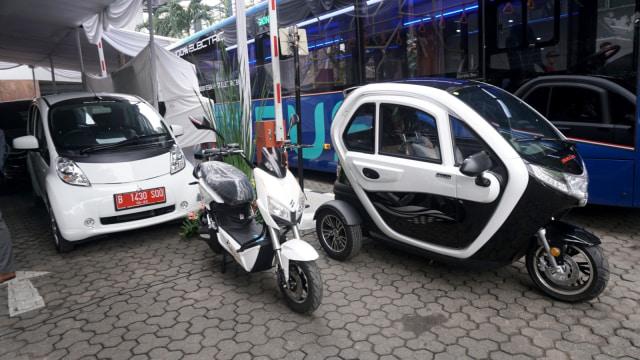 Penyebab Konsumen Bimbang Beli Mobil Listrik