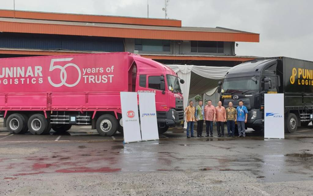 Astra UD Trucks