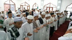 Santri di Bogor Gelar Salat Gaib untuk Korban Penembakan di Masjid Selandia Baru