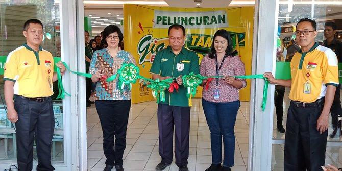 Giant Tampil Beda, Energi Baru untuk Pelanggan Indonesia