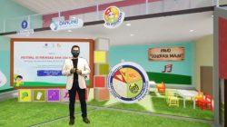 Danone Indonesia Dorong Kebiasaan Makan Sehat untuk Cegah Stunting