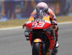 Marc Marquez Kurang Puas dengan Pekerjaan Honda