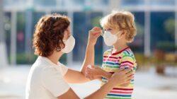 5 Tips Mengajarkan Anak Menggunakan Masker
