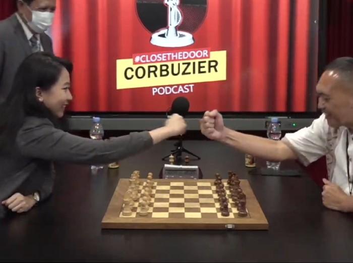 FIDE Sorot Jutaan Penonton Online Dewa Kipas vs Irene Sukandar