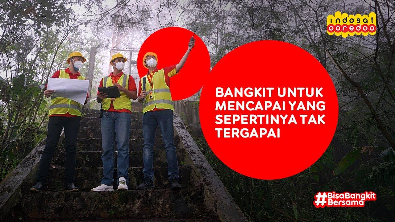 Indosat Ooredoo Terus Bangkit
