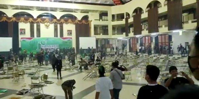 Kronologi Kericuhan Kongres XXXI HMI di Surabaya