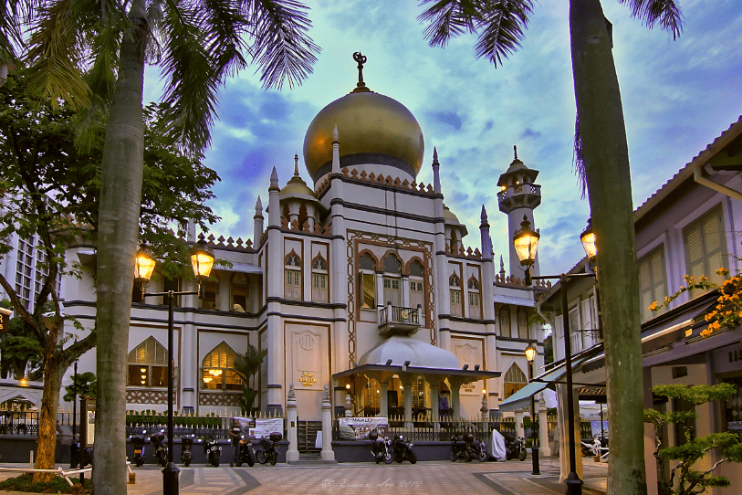 Warga Muslim Singapura Salat Tarawih Harus Booking Tempat Dulu