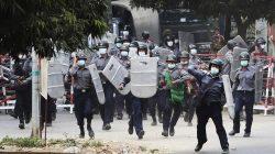 Militer Myanmar