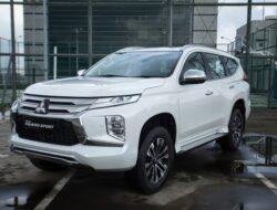 Melihat Fitur Terbaru Mitsubishi New Pajero Sport 2021