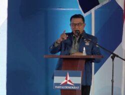 Wasekjen Gerindra Minta Presiden Jokowi Pecat Moeldoko