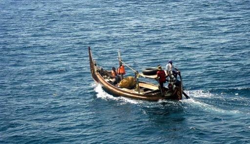 Lima Nelayan Indonesia Ditangkap MMEA karena Langgar Zona Batas