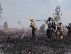 Polda Riau Amankan Sembilan Tersangka Kasus Karhutla