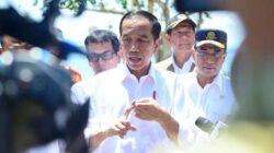 Jokowi Menegaskan Keberadaan Infrastruktur Bangun Peradaban Baru