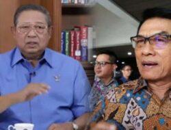 Jejak Moeldoko dari Panglima Era SBY hingga Ketum Demokrat Versi KLB