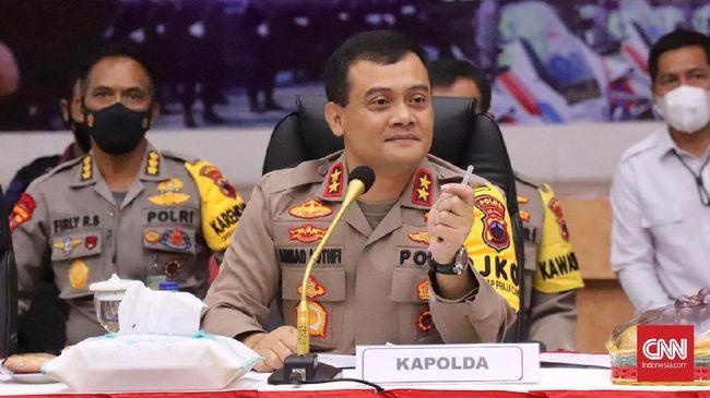 Tim Propam Polda Jateng memeriksa kasus Polwan