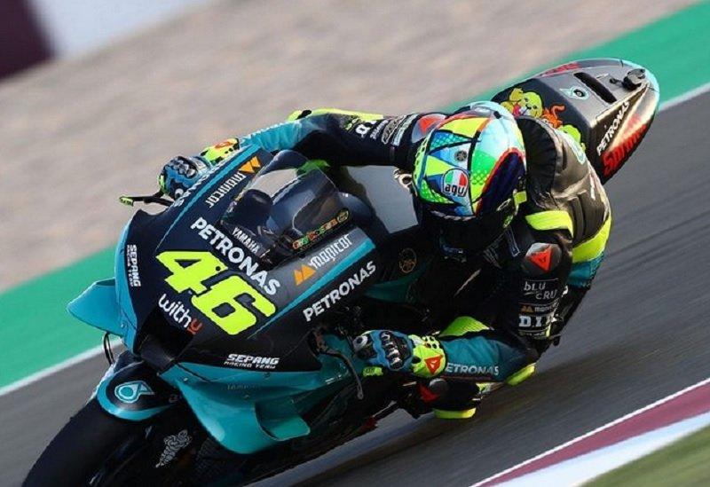 Valentino Rossi Optimistis Raih Podium MotoGP Qatar 2021