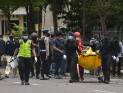 6 Informasi Terbaru Pelaku Bom Bunuh Diri di Gereja Katedral Makassar