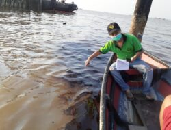 Kemenhub Susun Landasan Hukum Tumpahan Minyak di Laut