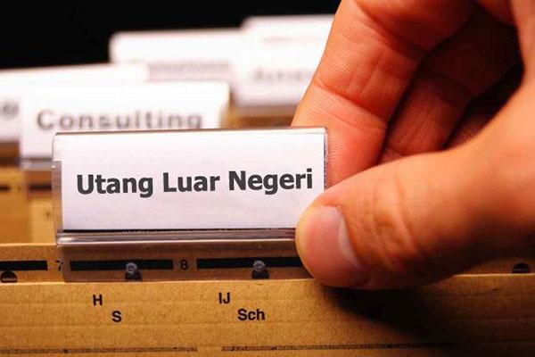 Bank Indonesia Catat ULN Indonesia Tembus Rp 6.058 Triliun