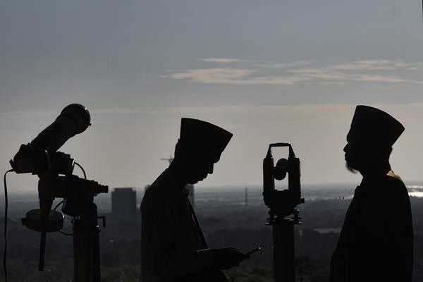 Sidang Isbat Penetapan Awal Ramadan 1442H Digelar 12 April 2021