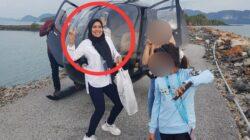 Ervina Lubis, Istri Hilang Asal Kampar Ditemukan di Magetan Jawa Timur