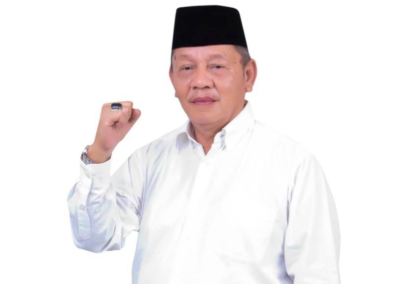 Wakil Wali Kota Dumai Amris Mangkat di RS Syafira Pekanbaru