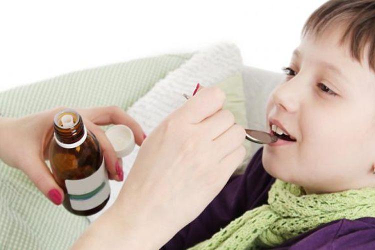 Tips Penting Memilih Obat Batuk Anak dengan Tepat