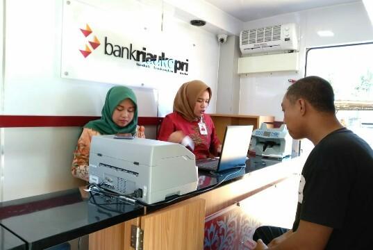 Bank Riau Kepri Terapkan Sistem Pengamanan Berlapis