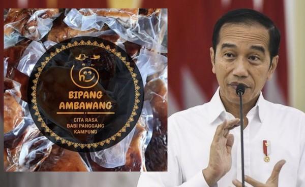 Bipang Ambawang Mendadak Viral Usai Dipromosikan Presiden Jokowi