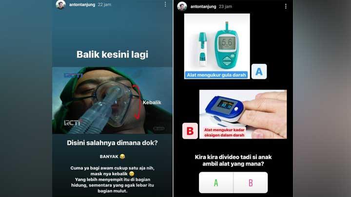 Dokter Tanjung mengkritik kesalahan elementer di sinetron Ikatan Cinta