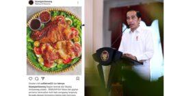Menteri Perdagangan Klarifikasi Soal Jokowi Promosikan Bipang Ambawang