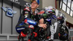 MotoGP Catalunya 2021, Fabio Quartararo Bukukan Pole Kelima Beruntun