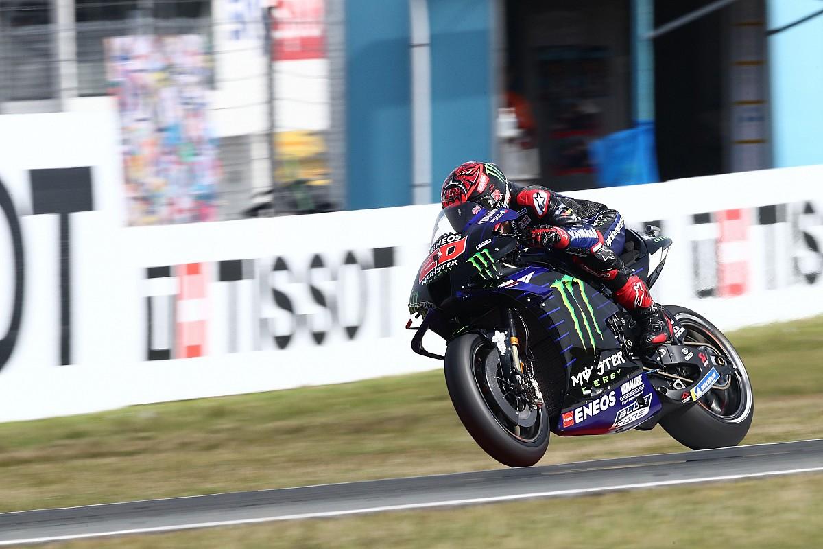 Fabio Quartararo Memenangi Lomba MotoGP Belanda di Sirkuit Assen