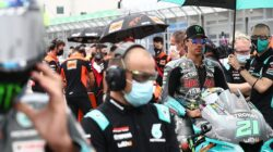 Franco Morbidelli Gantikan Maverick Vinales pada MotoGP 2022