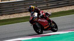 Gabriel Rodrigo Pole Moto3 Catalunya dengan Rekor Putaran Baru