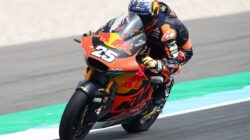 Raul Fernandez Memenangi Moto2 Belanda di Sirkuit Assen