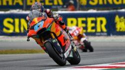 Remy Gardner Rebut Pole Position Moto2 Catalunya 2021