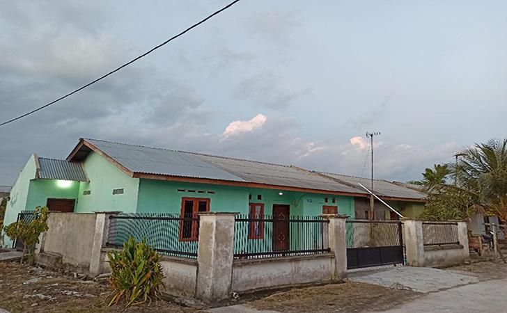 Rumah Siti Hamidah Dipermak