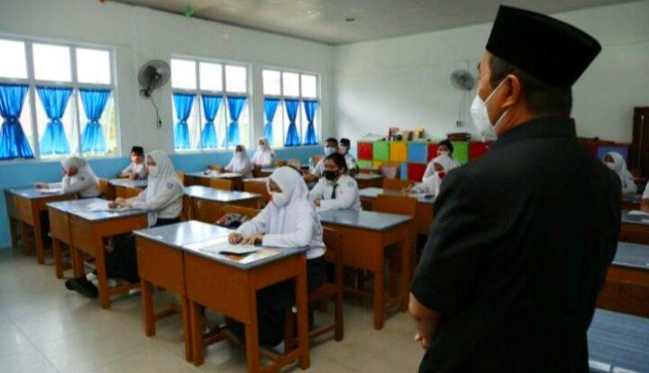 Sekolah Tatap Muka di Provinsi Riau Dimulai 1 Juli 2021