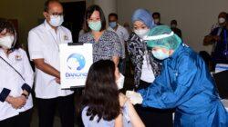 Danone Indonesia Gelar Vaksinasi Untuk Karyawan, Dukung Percepatan Pemulihan Ekonomi dan Kesehatan Nasional