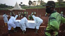 Angka Kematian Pasien Covid-19 Cukup Tinggi di 10 Provinsi
