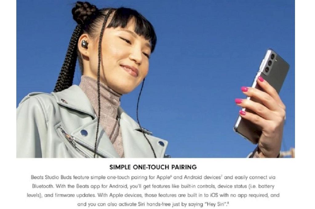 Apple Tampilkan Samsung Galaxy S21 di Iklannya