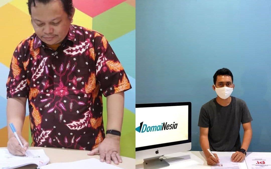 DomaiNesia Resmi Jadi Registrar Pengelola Nama Domain Indonesia