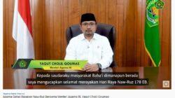 DPR Ingatkan Menag Yaqut Cholil Qoumas Tak Membuat Gaduh